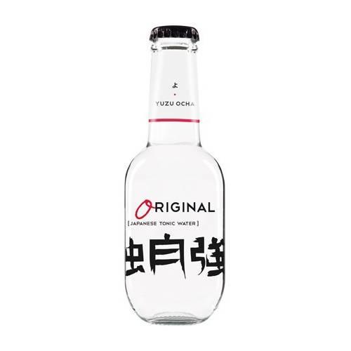 24 x Original Japanese Tonic water