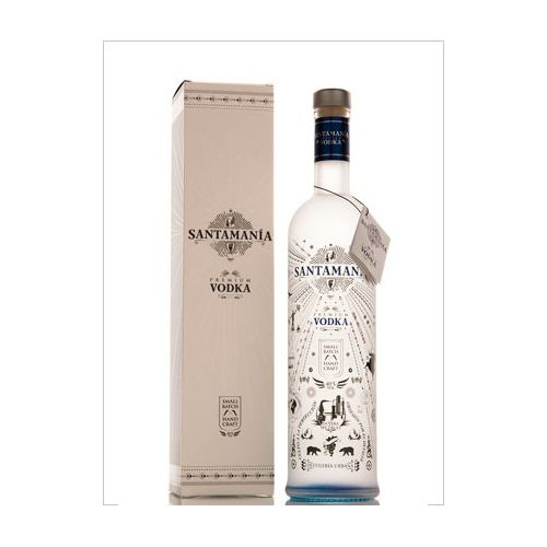 Santamania Premium Vodka