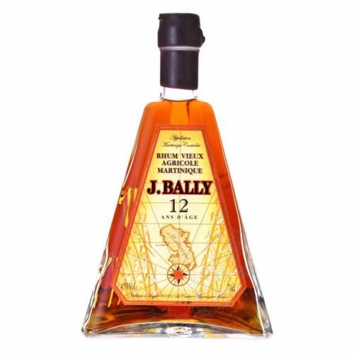 Rum J. Bally Piramide 12 anni