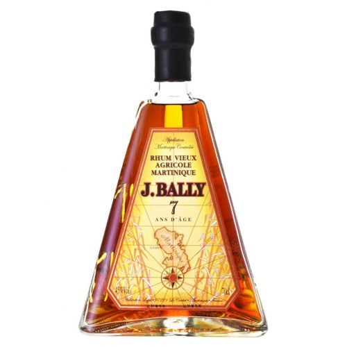 J. Bally Piramid Rum 7 years