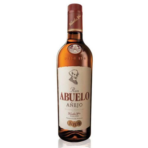 Rum Abuelo Anejo