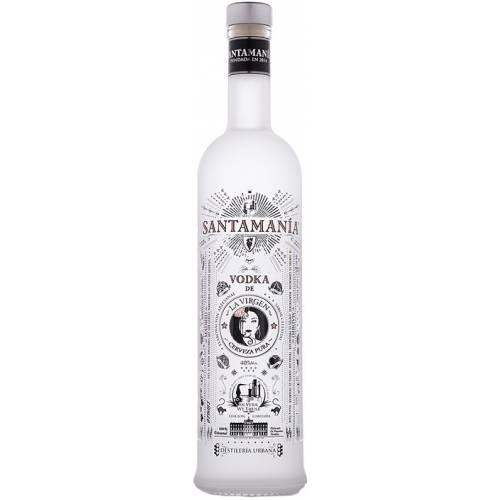 "Vodka Santamania Premium ""La Virgen"""