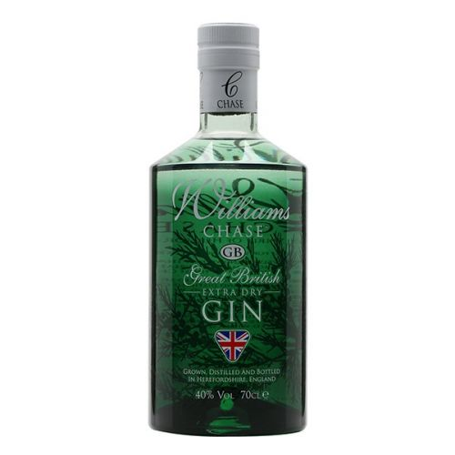 Willliam Chase Extra Dry Gin