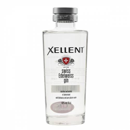 Gin Xellent Swiss Edelweiss