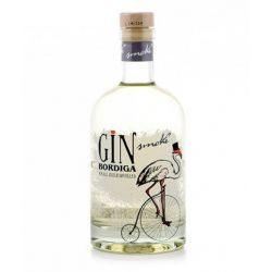 Bordiga Smoke Gin