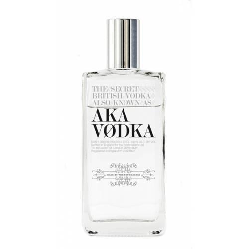 AKA British Vodka