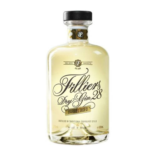 Filliers 28 Barrel Age Gin