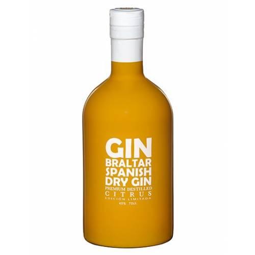 Gin GinBraltar Citrus