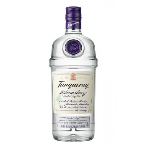 Gin Tanqueray Bloomsbury London Dry 47,3% 1L