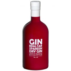 Gin Ginbraltar Eucalyptus Spanish Dry