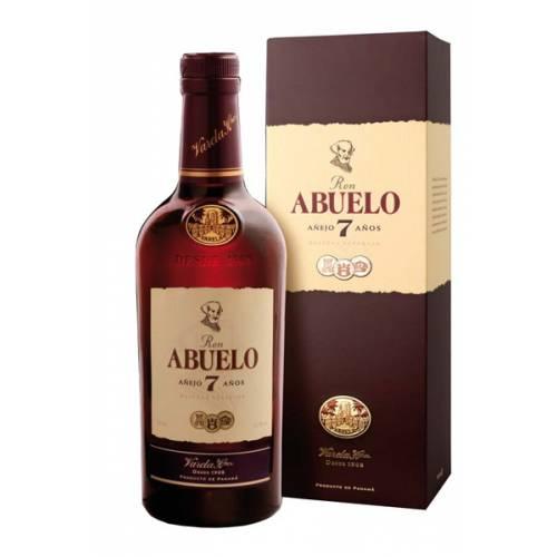 Abuelo Rum 7 years