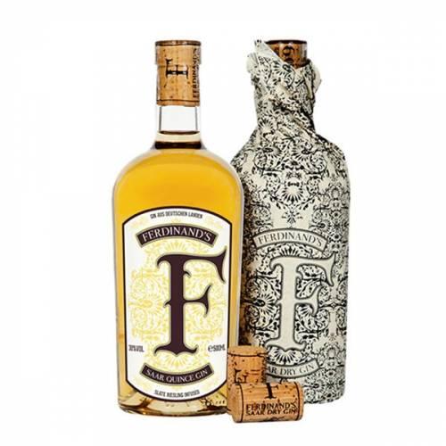 Gin Ferdinand's Saar Quince
