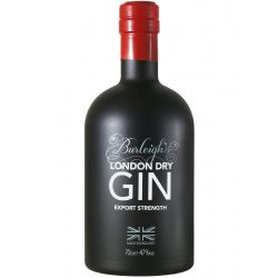 Burleighs Export Strength Gin