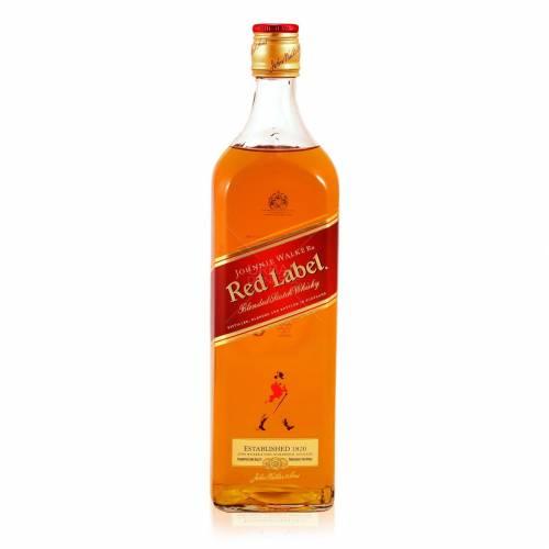 Whisky Johnnie Walker Red Label