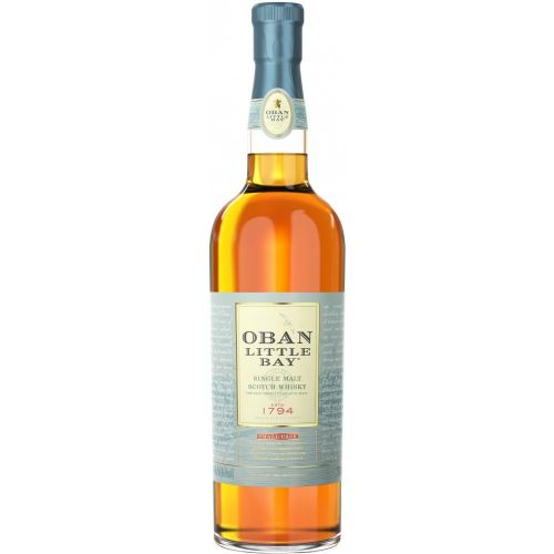 Oban Little Bay single malt scotch whisky 1L