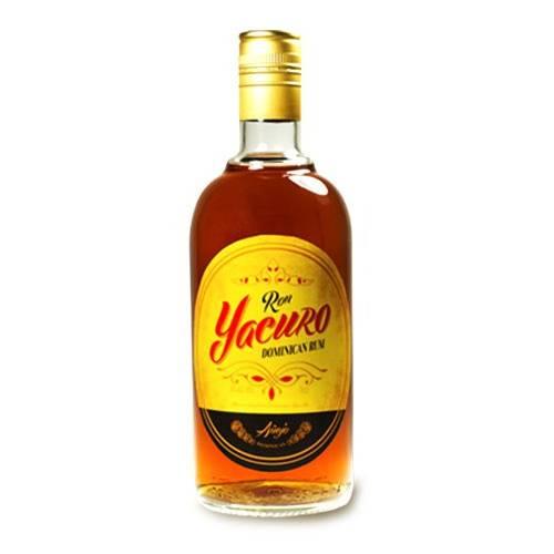 Rum Yacuro anejo 5 anni