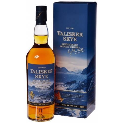 Talisker Skye single malt scotch whisky