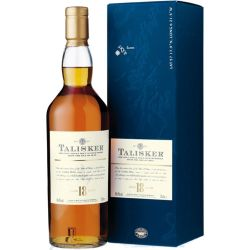 Talisker 18 years old single malt scotch whisky