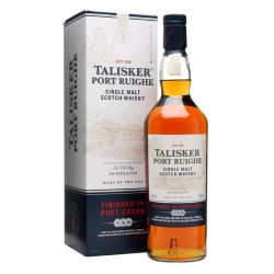 Talisker Port Ruighe single malt scotch whisky