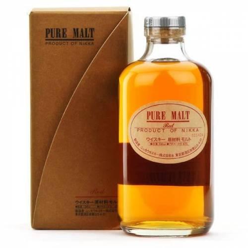 Whisky Nikka Pure Malt Red