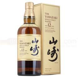 Yamazaki 12 Year Japanese Whisky