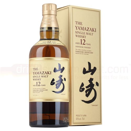Whisky Yamazaky 12 Anni