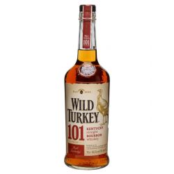 Whisky Wild Turkey 101 Kentucky Straight Bourbon 1L