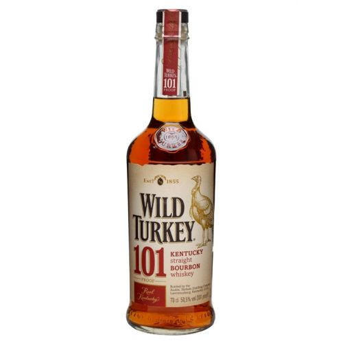 Whisky Wild Turkey 101 Kentucky Straight Bourbon