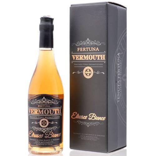 Vermouth Fertuna Etrusco Bianco