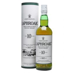 Laphroig 10 years Islay Single Malt Scotch Whisky