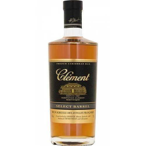 Rum Clement Vieux Select Barrel