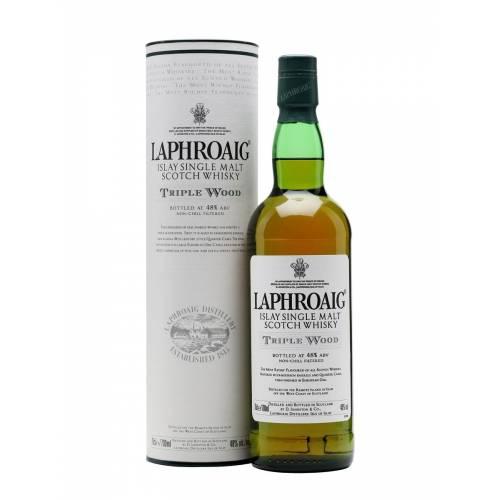 Laphroig Triple Wood Islay Single Malt Scotch Whisky