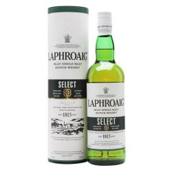 Laphroig Select Islay Single Malt Scotch Whisky