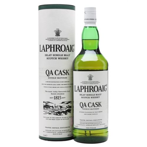 Laphroig QA Cask Islay Single Malt Scotch Whisky 1L