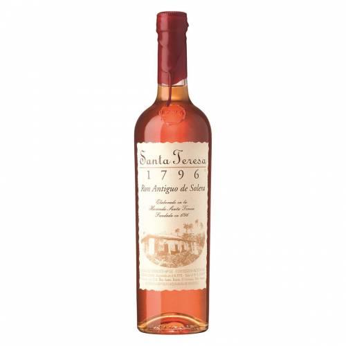 Rum Santa Teresa Solera 1796