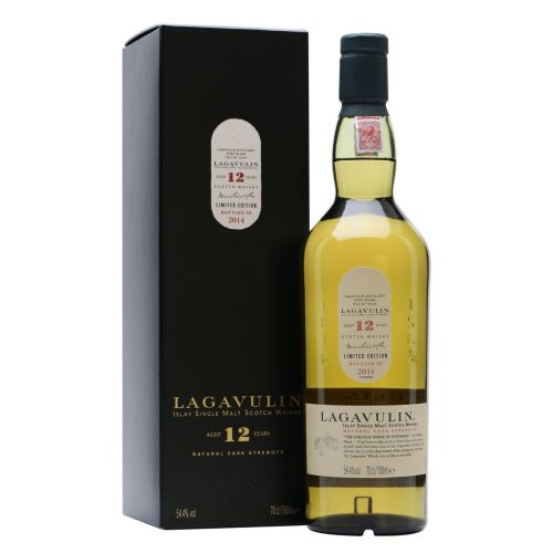 Lagavulin 12 years Islay Single Malt Scotch Whisky