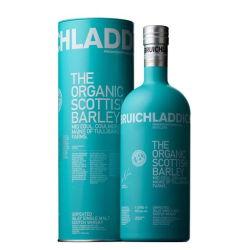 Bruichladdich The Organic Scottish Barley Whisky 1L