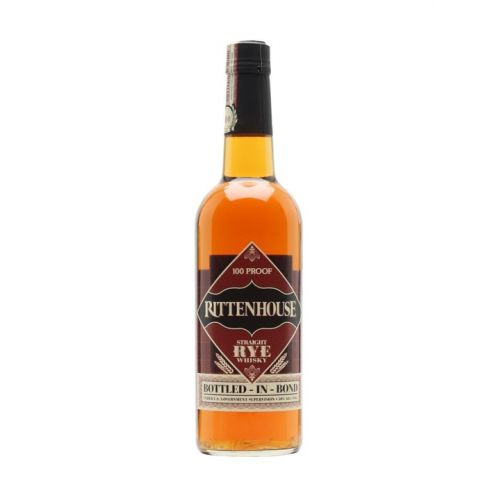 Whisky Rittehouse 100 Proof Straight Rye