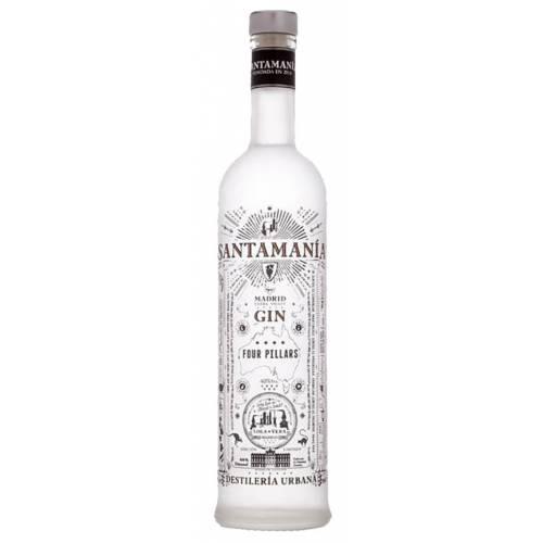 Gin Santamania Four Pillars