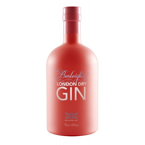 Burleighs Gin Pink Edition