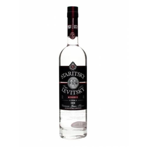 Vodka Staritsky Levitsky Reserve 2010
