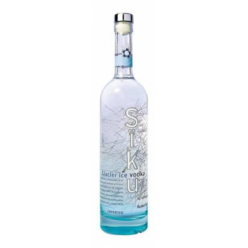 Vodka Siku Glacier Ice