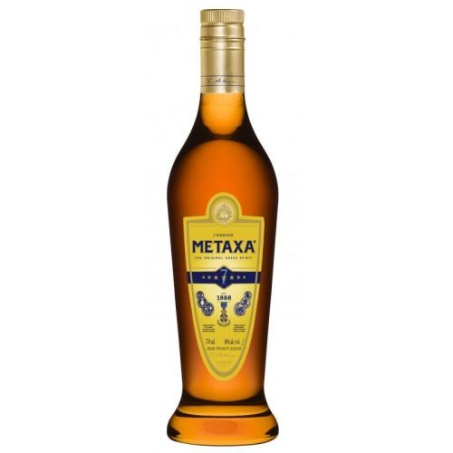 Metaxa 7 Stars Brandy