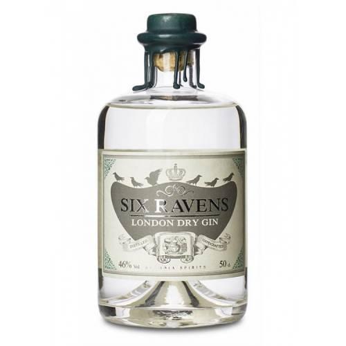 Gin Six Ravens