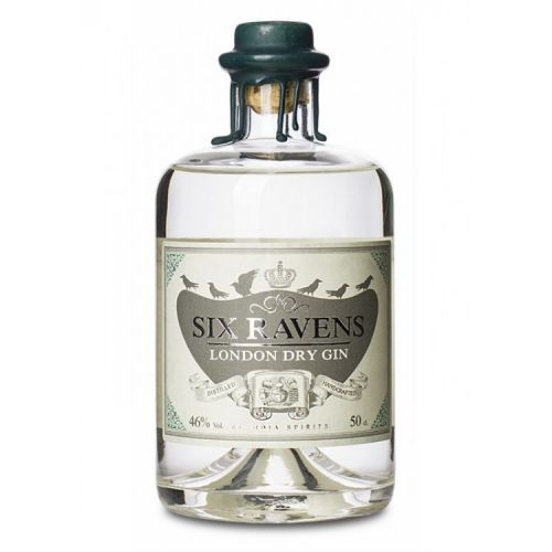 Six Ravens Gin