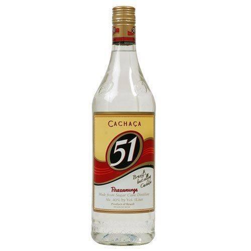 51 Pirassunga Cachaca