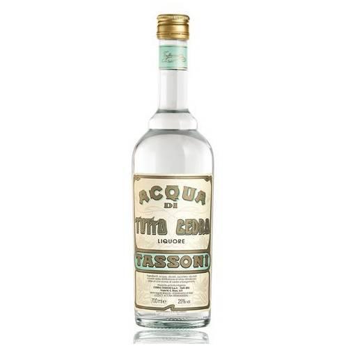 Liquore Acqua di Cedro Tassoni