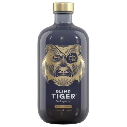 Gin Blind Tiger Piper Cubeba