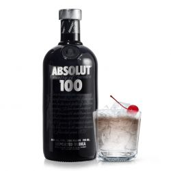 Vodka Absolut 100