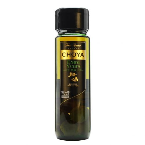 Choya Umeshu Extra Years Verde
